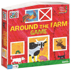Eric Carle, Around the Farm Game