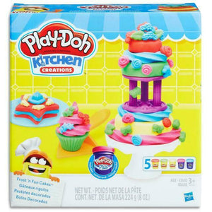 Play-Doh 5109 Frost and Fun Cakes
