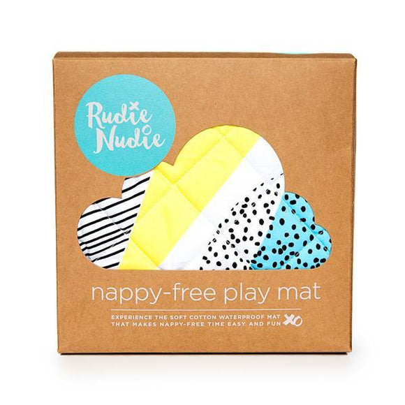 Rudie Nudie Playmat-The Happy Now