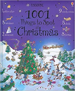 1001 Things To Spot At Christmas  Alex Frith
