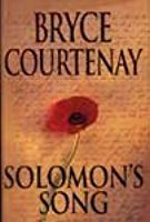 Solomon's Song Bryce Courtenay