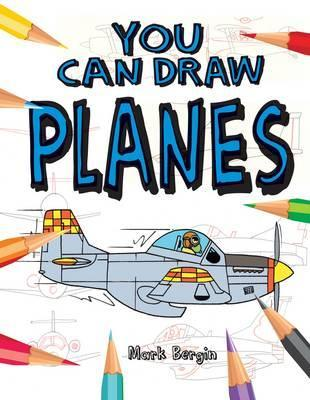 You can Draw Planes - Mark Bergin
