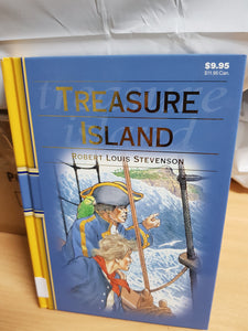 Treasure Island  Robert Louis Stevenson