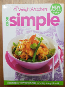 WeightWatchers: Cook Simple   ACP Magazines Ltd