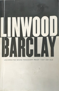 Fear the Worst  Linwood Barclay
