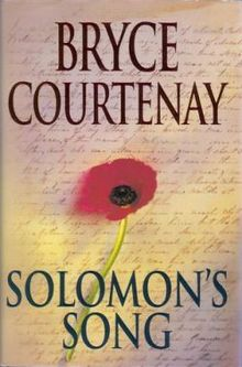 Solomons Song Bryce Courtney