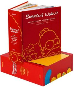 The Simpson's World  The Ultimate Season Guide Seasons 1-20