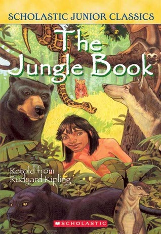 The Jungle Book  Retold from Rudyard Kipling