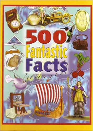 500 Fantastic Facts Peter Eldin