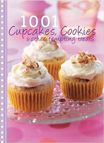 1001 Cupcakes, Cookies and Other Tempting Treats - Susanna Tee
