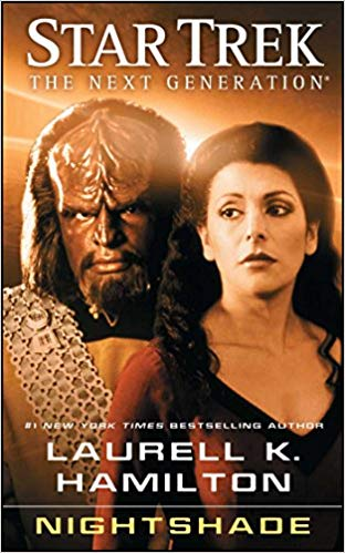 Star Trek The Next Generation  Laurell K. Hamilton