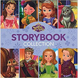 Sofia the First  Storybook Collection