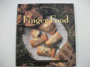 Finger Food  Text by Norman Kolpas