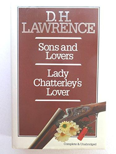 Sons and Lovers Lady Chatterley's Lover