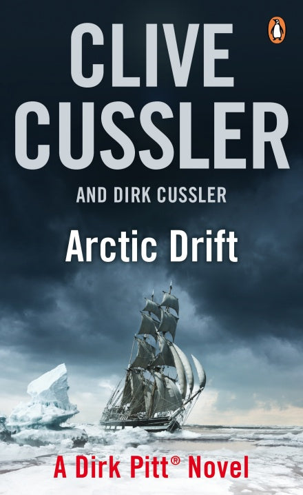 Artic Drift  Clive Cussler and Dirk Cussler