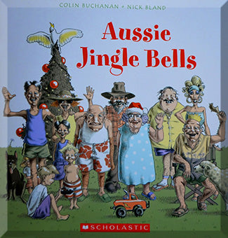 Aussie Jingle Bells  Colin Buchanan  NIck Bland