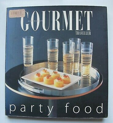 Australian Gourmet Traveller: Party Food  ACP Books