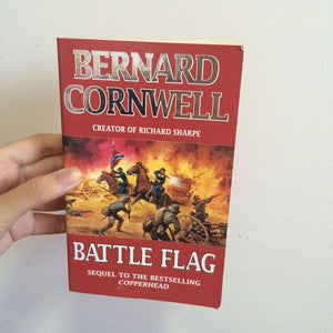 Battle Flag  Bernard Cornwell