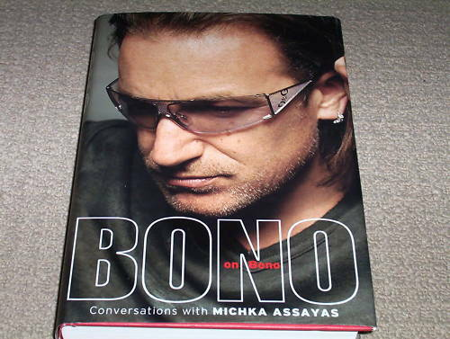 Bono on Bono  with Michka Assayas