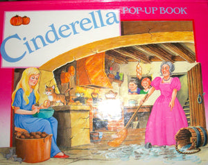 Cinderella Pop-Up Book  North Parade Publishing Ltd