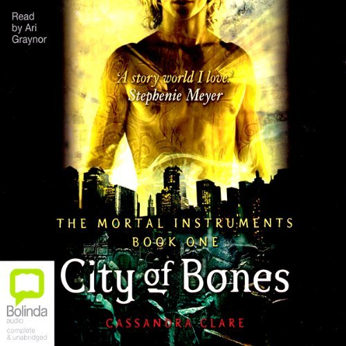 City of Bones  Cassandra Clare