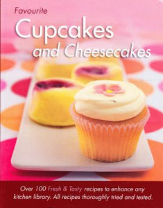Favourite Cupcakes And Cheesecakes  Anthony Carroll