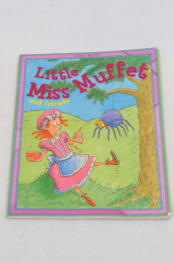 Little Miss Muffet - Miles Kelly