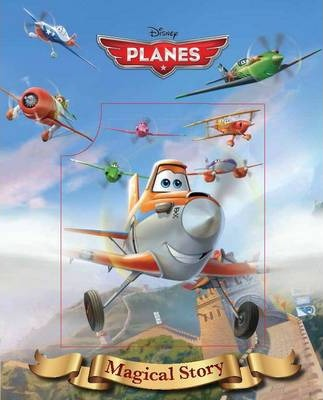 Disney Planes Magical Story  Parragon Books Ltd