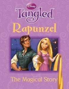 Disney Tangled Rapunzel The Magical Story  Parragon Books Ltd