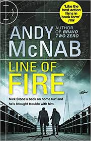 Line of Fire  Andy Mc Nab