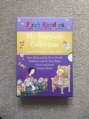 First Reader's My Fairytale Collection Parragon