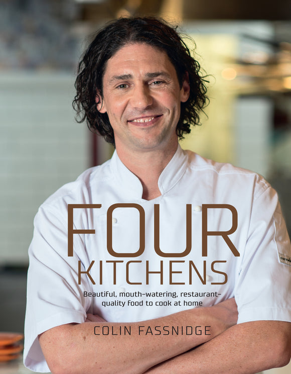 Four Kitchens  Colin Fassnidge