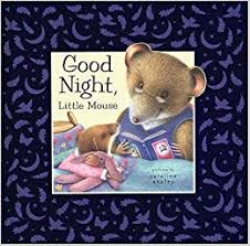 Good Night, Little Mouse  Dugald Steer  Caroline Anstey