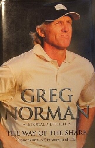 The Way of the Shark  Greg Norman