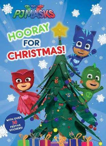 Pjmasks:Hooray For Christmas!  Lake Press Ltd