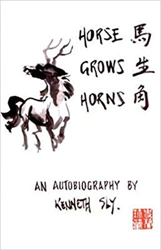 Horse Grows Horns  Kenneth Sly