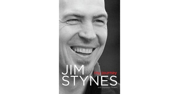 My Journey  Jim Stynes
