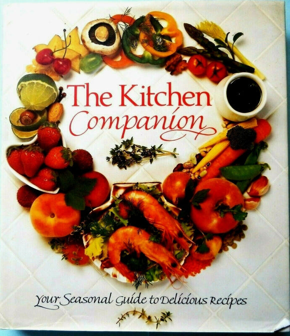 The Kitchen Companion   Wendy Hobson