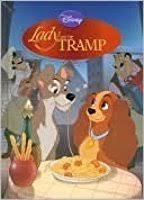 Lady and the Tramp from the  Disney Classic Storybook Collection