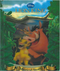 Disney: Lion King  Magical Story  Parragon Books
