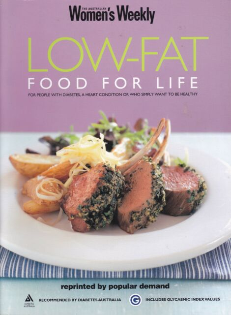 The Australian women's weekly: Low-Fat Food For Life  ACP Books