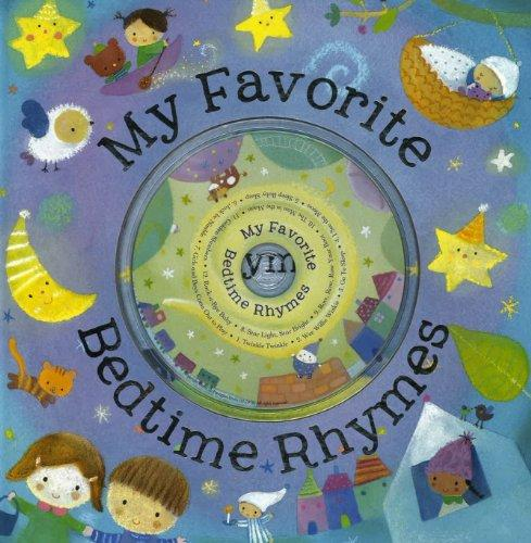 My Favourite bedtime Rhymes   Parragon books Ltd