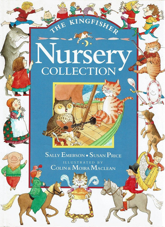 The Kingfisher Nursery Collection Sally Emerson Susan Price