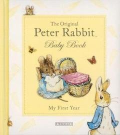 The Original Peter Rabbit Baby Book.  F. Warne & Co