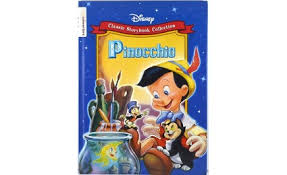 Pinocchio Disney 1 book of Classic Storybook Collection
