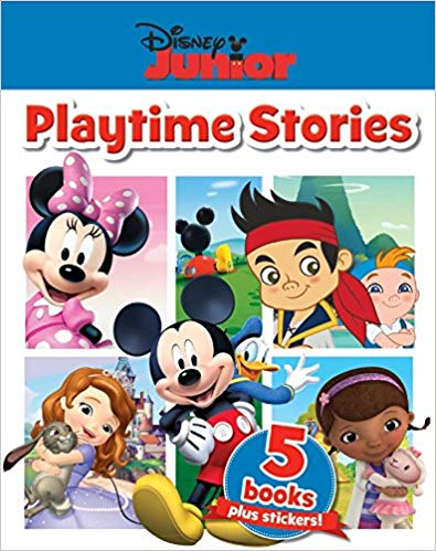 Disney Junior Playtime Stories