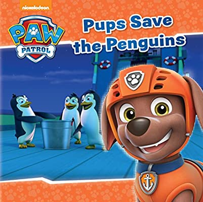 Paw Petrol: Pups Save The Penguins  Parragon Books Ltd