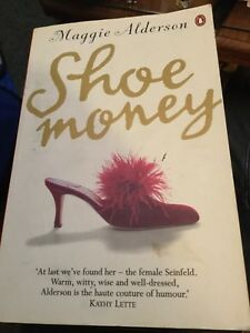 Shoe Money  Maggie Alderson