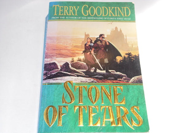 Stone of Tears - Terry Goodkind