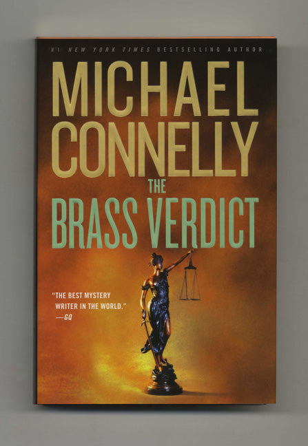 The Brass Verdict  Michael Connelly